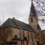 Katholische Kirche Sankt Norbert in Halle, Außenansicht
