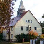 Katholische Kirche Löbejün, Außenansicht
