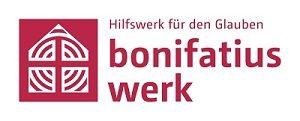Logo Bonifatiuswerk - Hilfswerk im Glauben
