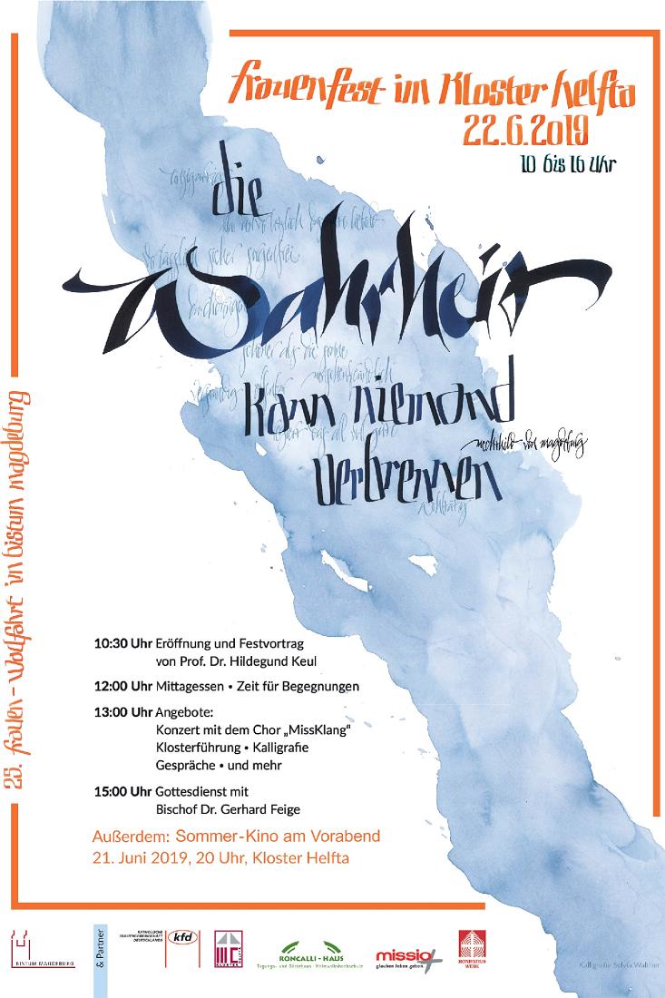2019 Frauenwallfahrt im Bistum Magdeburg