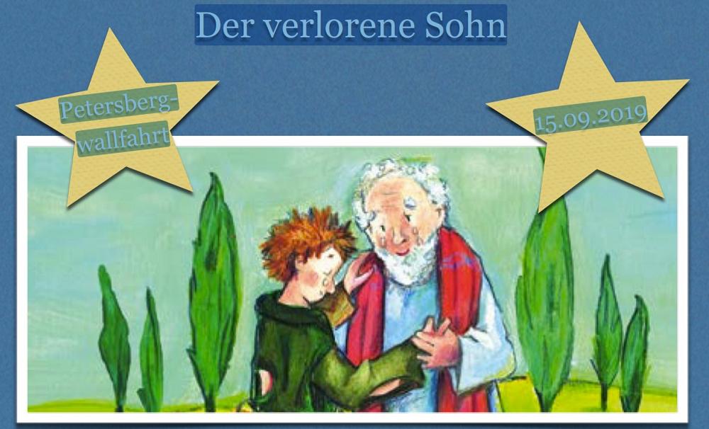 "Kinder Musical Projekt ""Der verlorene Sohn"""