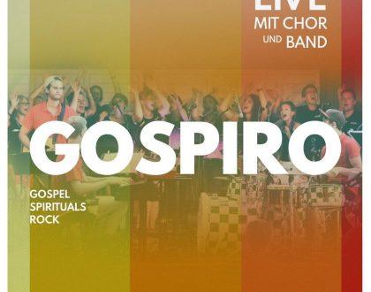 GoSpiRo - live im Innenhof der Moritzkirche