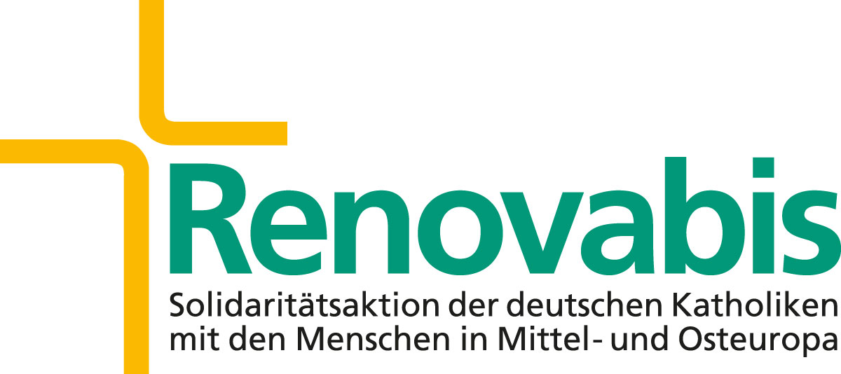 Renovabis-Logo / Solidaritätsaktion der deutschen Katholiken mit den Menschen in Mittel- und Osteuropa