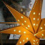 Stern im Fenster