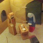 Holz-Krippenfiguren