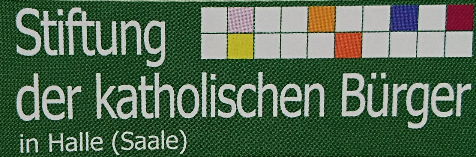 Logo der Stiftung katholischer Bürger Halle