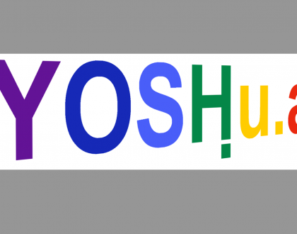 YOSHua auf YouTube und Spotify